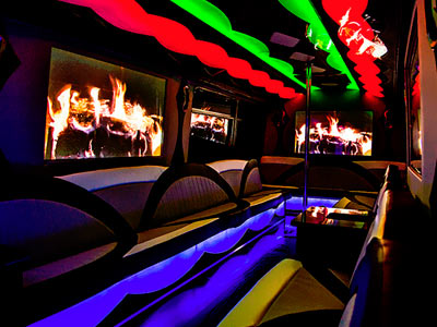 Charlotte Party Bus Prices